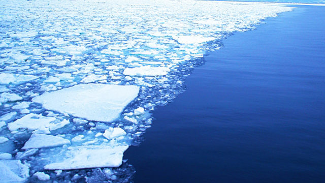 北海道 流氷 どこから